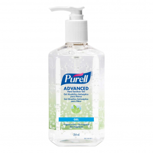 PURELL Advanced Instant Hand Sanitizer - 354ml (Fragrance Free)