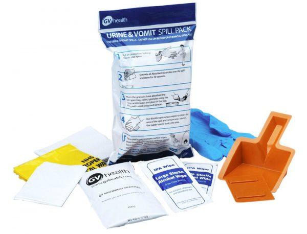 Urine and Vomit Spill Pack