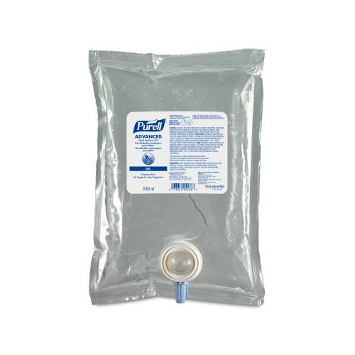 PURELL Advanced Hand Sanitizer Gel (1000 mL Refill for PURELL NXT Dispenser)