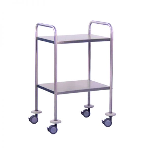 2 Shelve Dressing /Instrument Trolley