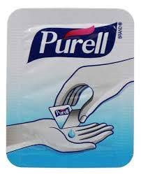 PURELL SINGLES Advanced Hand Sanitizer Gel, Fragrance Free