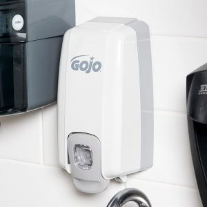 GOJO Space Saver Dispenser for 1000 mL Refills