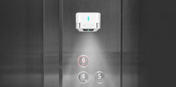 NOMU Smart Contactless Sanitizer Dispenser