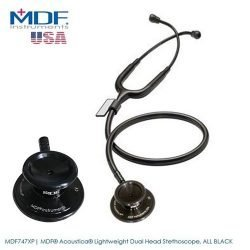 MDF 747XP Adult's Acoustic XP Stethoscope Sleek