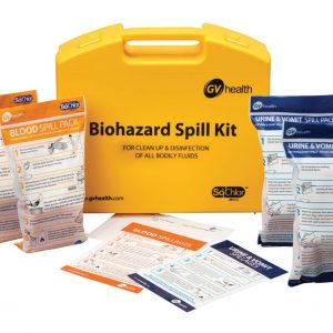 Bodily Fluids Spill Kit (Standard / 4 Packs)