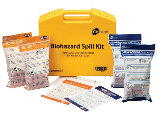 Bodily Fluids Spill Kit (Standard / 4 Packs)
