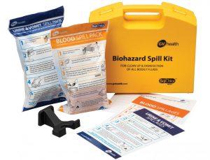 Bodily Fluids Spill Kit (Mini / 2 Packs)