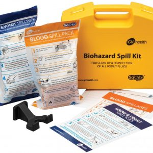 Bodily Fluids Spill Kit (Mini / 2 Packs)