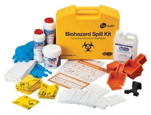 Biohazard Spill Kit (Multi / 25 Spills)