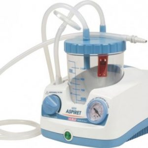 New Aspiret suction unit
