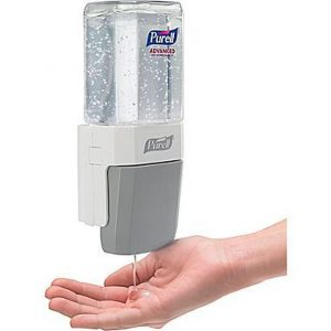 Purell 1450-D1 Everywhere System Starter Kit (Base and Refill)