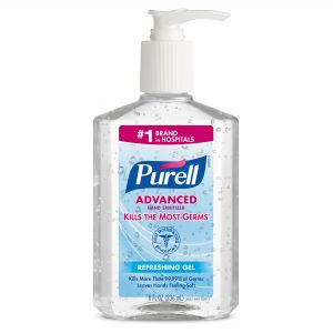 Purell Advanced Hand Sanitizer Refreshing Gel, 240ml