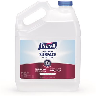 Purell Foodservice Surface Sanitizer 3.78L