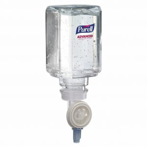 Purell ES™ Everywhere System Advanced Instant Hand Sanitizer Gel Refill 450mL
