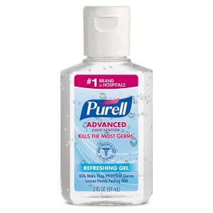 PURELL Advanced Instant Hand Sanitizer 59ml  Bottle with Flip Top