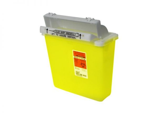 T4.6A Sharp container 4.6L